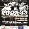 POSSE33 EN CONCERT