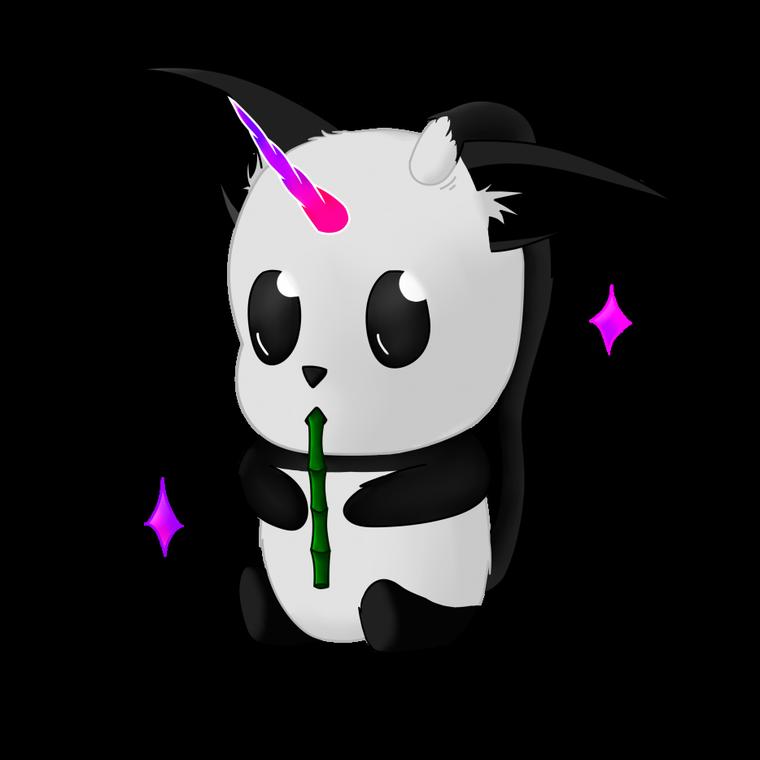 Panda ? Unicorn ? Cat ?... Let's mix this !