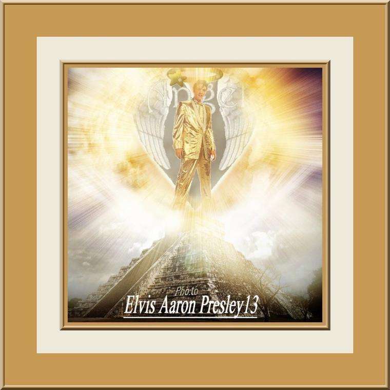 (l) (l)  ELVIS  PRESLEY MON  IDOLE  (l) (l)