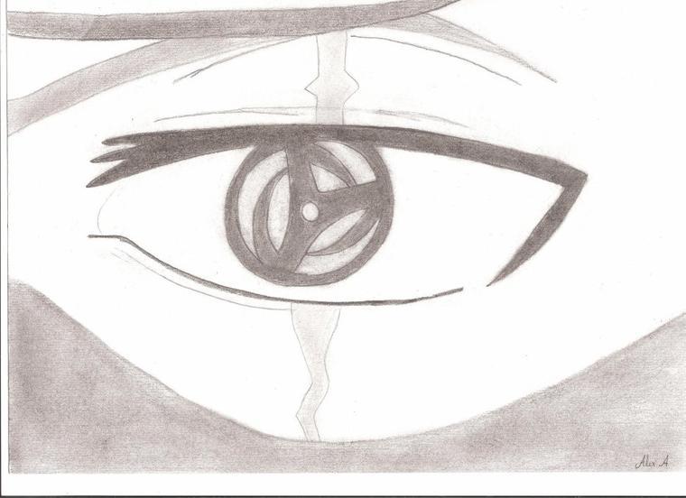 Blog de fuyu musume page 2 fuyu - Dessin kakashi ...