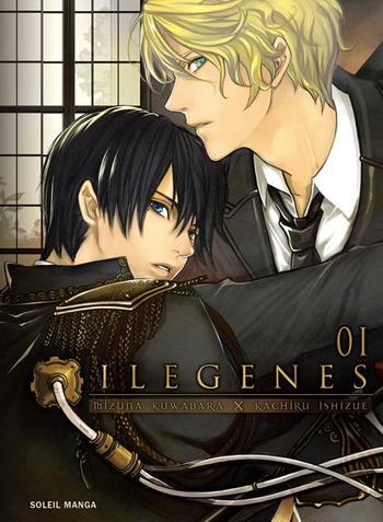 ► Ilegenes ◄