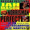 FESTIVAL REGGAE  - JAH MASON, NORRIS MAN, PERFECT LE 29 AVRIL A REZE-NANTES