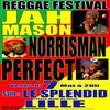 FESTIVAL REGGAE  - JAH MASON, NORRIS MAN, PERFECT LE 7 MAI A LILLE