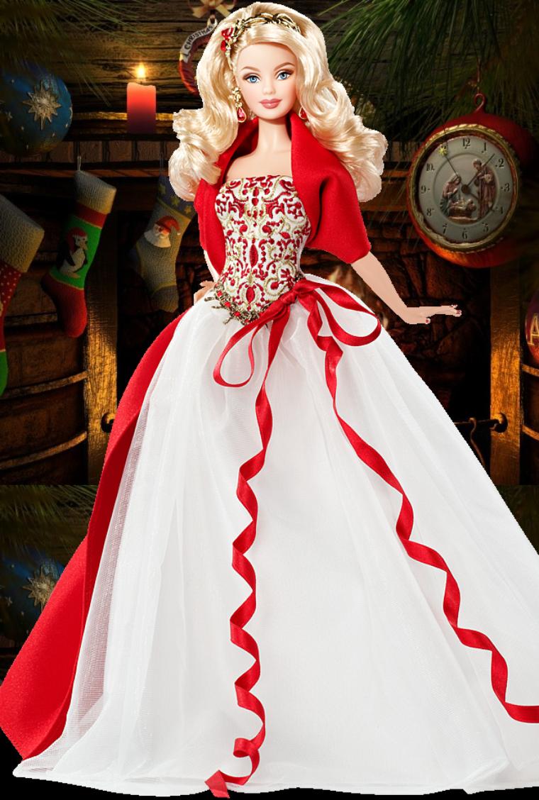 Barbie de no l 3 me partie blog de barbiecathdolls - Barbie de noel 2012 ...