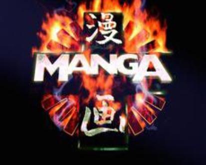 bienvenue  dans les manga