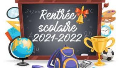 Rentrée des classes 2021 !!