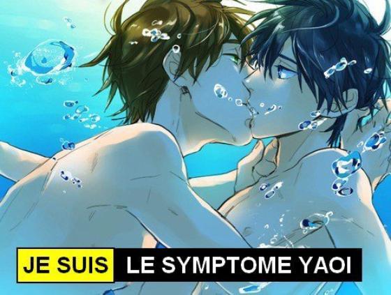JE SUIS ..... Le symptôme Yaoi !!!!