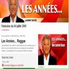 RTL LE 04 07 2009       Les Années... Reggae   AVEC MR LAVILLIERS