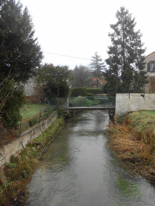Boucles de Seine et Marne : autour de Meaux (12/01/2014)