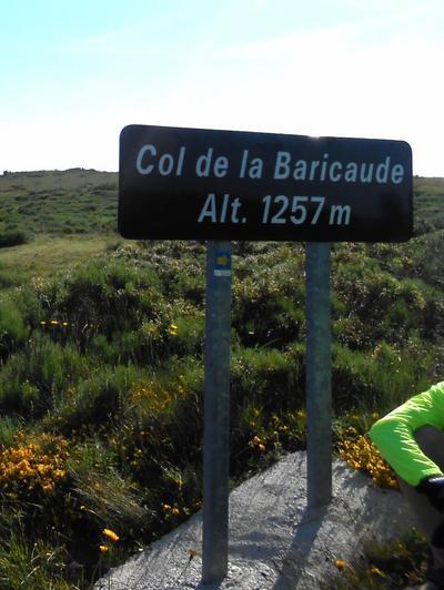 Ardéchoise 2014 : Cols non reconnus par le Club des Cent Cols