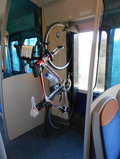 C'est décidé, je raccroche le vélo! (5/03/2015)