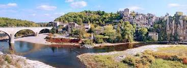 Paysage d'Ardèche