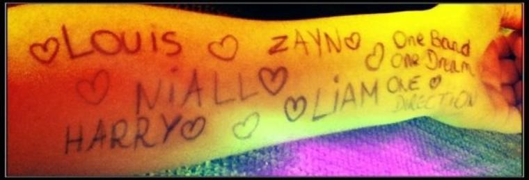 One Direction. <3