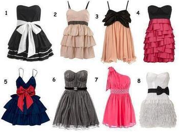 Choisir LA tenue.