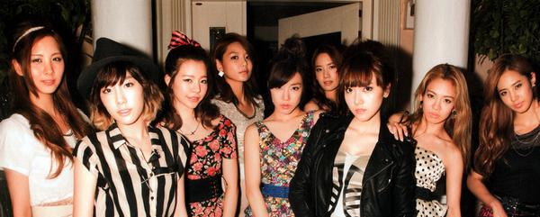 Fiche artiste : Girls' Generation