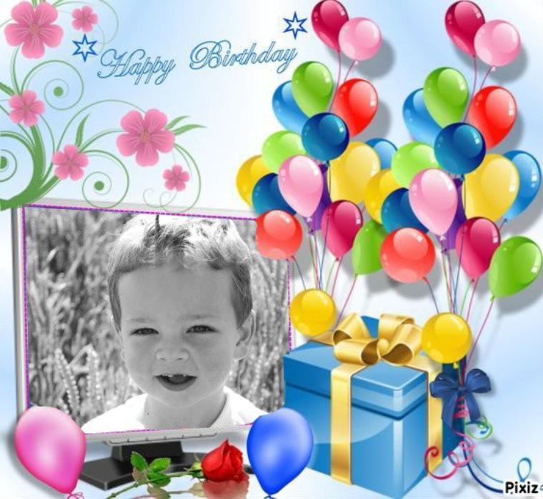 demain 24 juillet , c est l anniversaire de mon petit fils tony 5ans , fils de mon fils raphael et de son epouse celine joyeux anniversaire mon petit boutchou gros bisous de mamie du havre