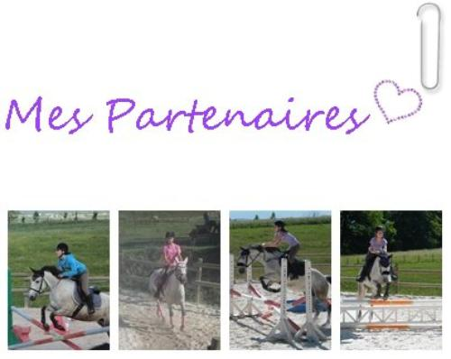 Mes Partenaires.♥