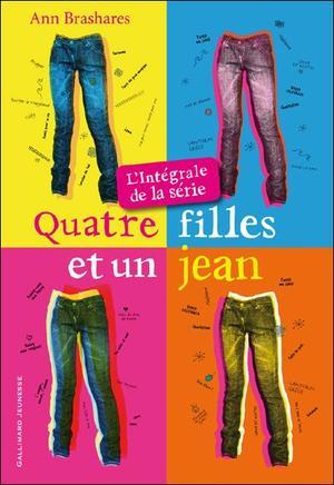 Quatres filles et un jean de Ann Brashares