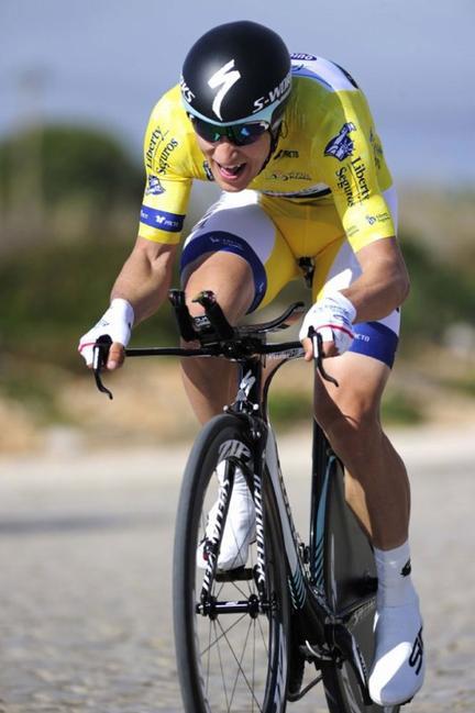 Tour d'Algarve 2014 (3eme étape CLM) : Kwiatkowski supersonique...