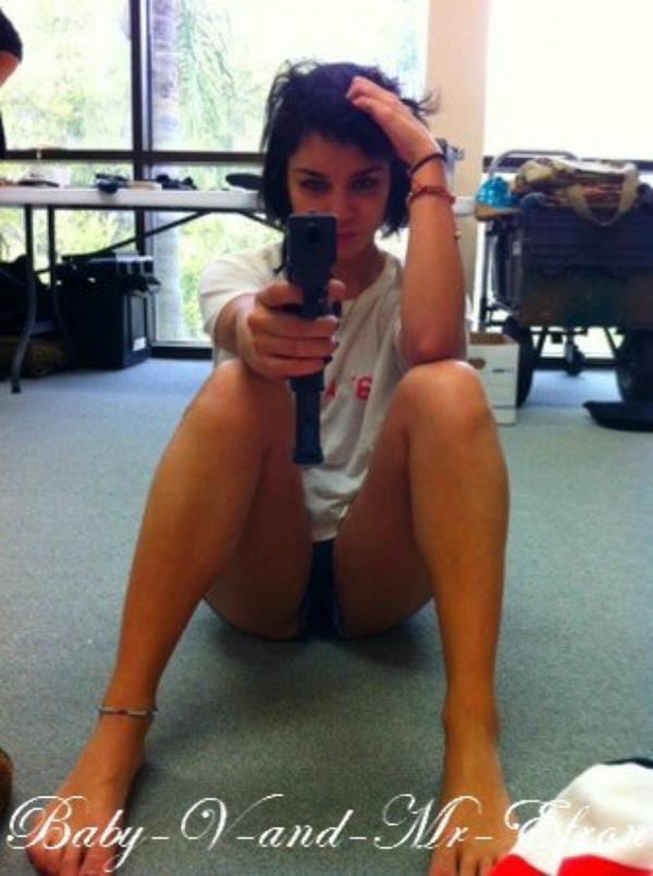 vanessa hudgens naked ass and pussy