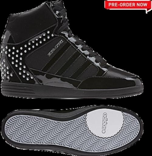 chaussures de selena gomez néo adidas Blog de Mode Glam Stars