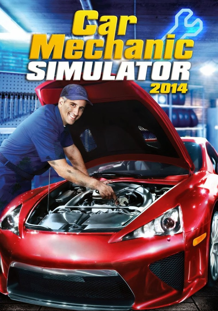 Most Downloaded Games: Car Mechanic Simulator 2014-TiNYiSO
