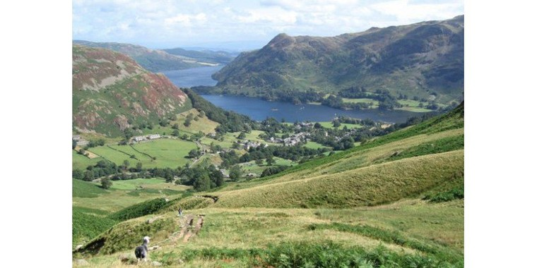 A Fantastic Lake District Walk – Meindl, Scarpa and Zamberlans at the Ready