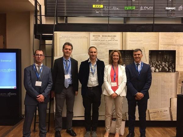 L'Andorre a pris part au forum à Paris, organisé par le Centre de l'énergie et du climat de l'école d'économie de Toulouse | ALL ANDORRA