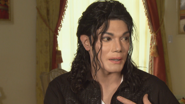 EXCLUSIVE: Meet the Man Playing the King of Pop in Lifetime's 'Michael Jackson: Searching for Neverland'