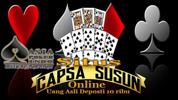 Situs Judi Capsa Susun Indonesia