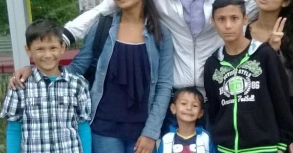 Martelange: Semir, le petit garçon de 9 ans fauché par un bus en juillet, vient de subir sa sixième opération