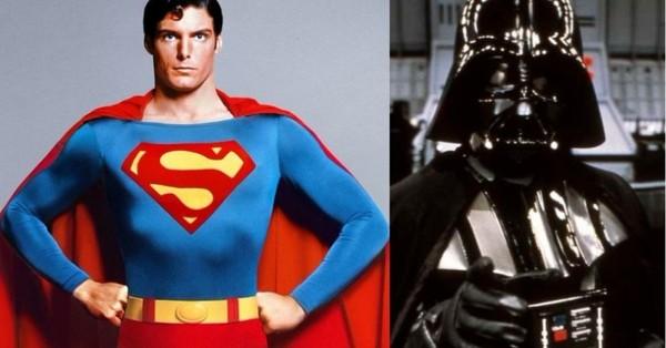 Quand Dark Vador aidait Superman à se muscler