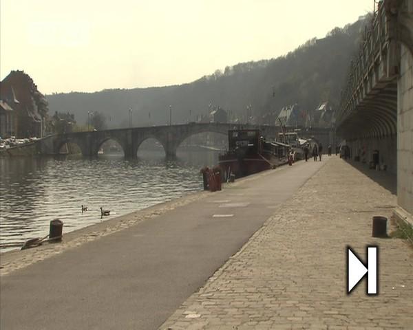 Namur ok pour les quais!