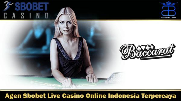 Agen Sbobet Live Casino Online Indonesia Terpercaya
