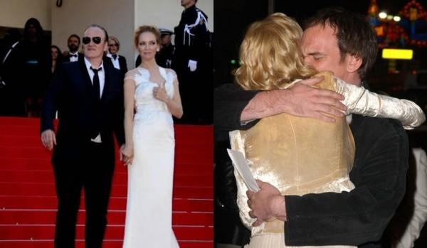 Quentin Tarantino en couple avec Uma Thurman ? Les fans vont être ravis !
