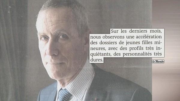 """Le parquet de Paris annonce un """"durcissement considérable de sa politique pénale"""" en matière de terrorisme"""