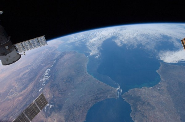 Le Maroc vu du ciel: Florilège des photos prises par un satellite de la Nasa