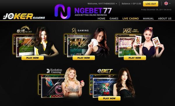 Panduan Slot Joker123