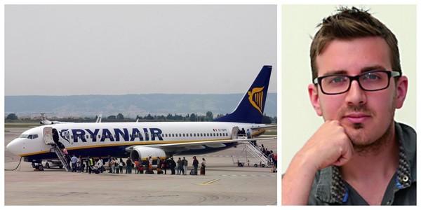 La Dernière Humeur: le premier vrai crash de Ryanair