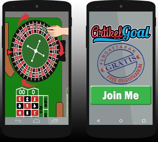 Bermain Judi Online Di Smartphone Android