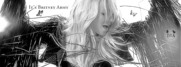 It's Britney Army