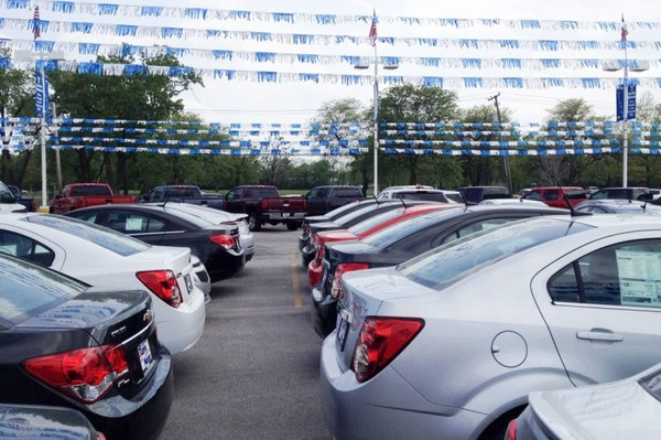October could be the second best month of the year for new-car sales