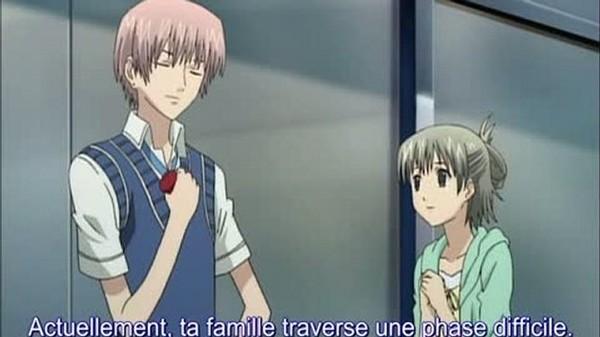 S.A.Special A Class 14 Manga Destiny