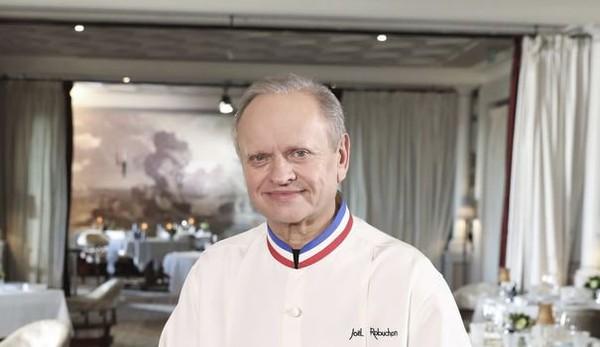 Joël Robuchon, le chef le plus étoilé au monde, est mort