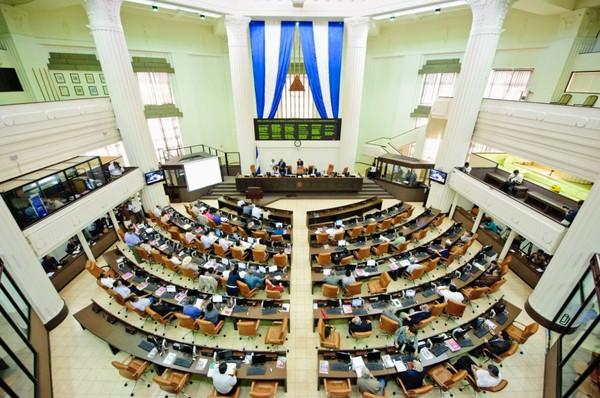 """Parlamento de Nicaragua sesiona para rechazar aprobación del """"Nica Act"""" enEEUU"""