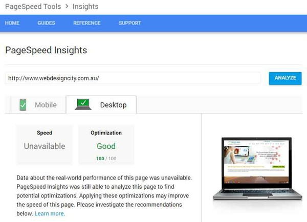 Google Pagespeed Insights, Google Developers, Website Speed & Performance Optimisation