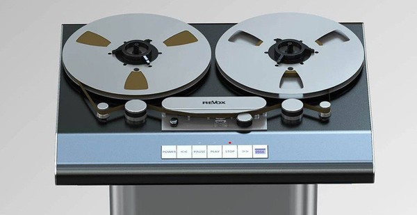 ReVox annonce un nouveau magnéto à bande reel-to-reel