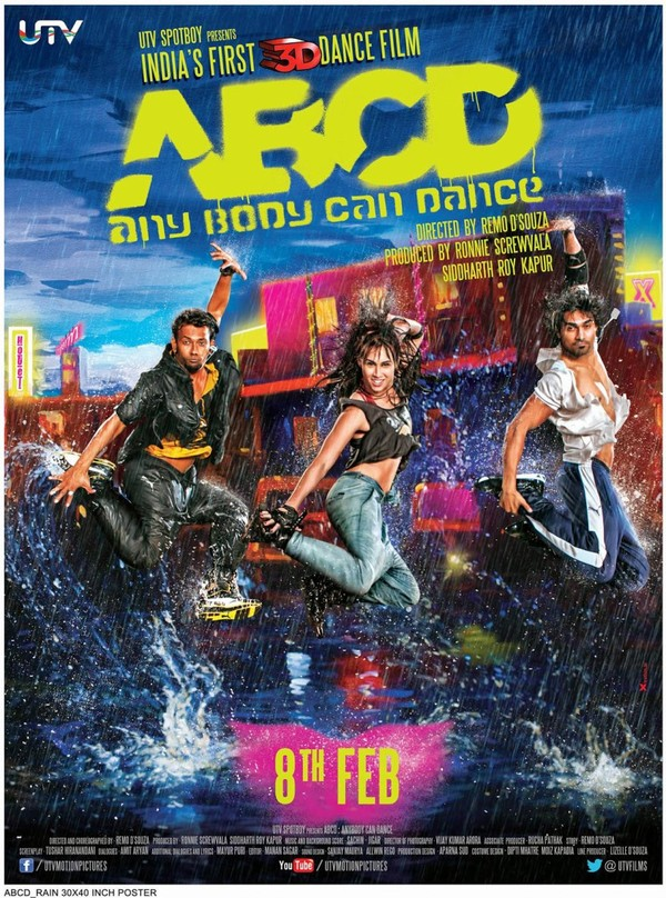 ABCD (Any Body Can Dance) 2013 - Watch Hindi Movies Online Free