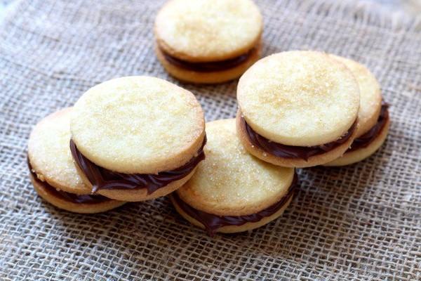 Recette - Sabls au Nutella - Notée 4.3/5 par les internautes