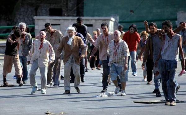 Des hackers diffusent une alerte à l'attaque de zombies à la télé américaine